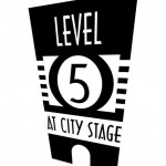 level 5 city stage logo