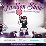 Fashion Show Flyer 2015